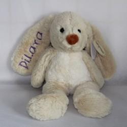Store Molly kanin med navn på
